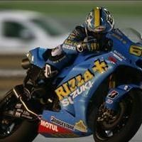 Moto GP - Qatar D.1: On gère les pneus chez Suzuki