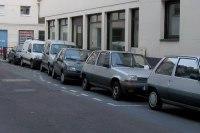 Paris : aujourd'hui, risque de pollution, stationnement résidentiel gratuit