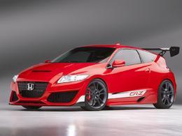 SEMA 2010  : Honda CR-Z Hybrid R Concept, enfin 200 ch !