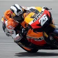 Moto GP - Test Sepang D.2: Pedrosa a frappé d'entrée
