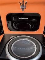 Le Car Audio : ça marche aussi dans les Maserati !!!