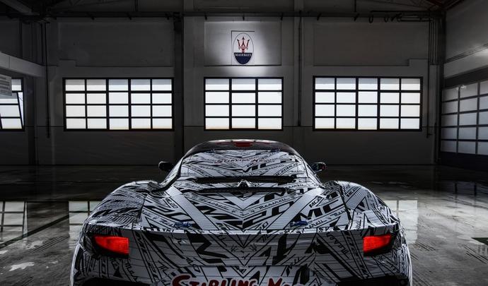 Maserati dévoile de nouvelles images de la MC20