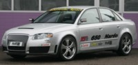 Audi A4 650 Nardo by HS : 343.9 km/h !