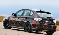 Subaru WRX 2008 by Perrin : Elle cause !!
