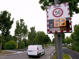Un radar pédagogique dérobé en Normandie