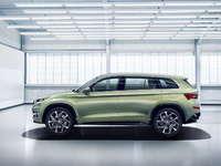 Skoda : un SUV électrique pour 2020