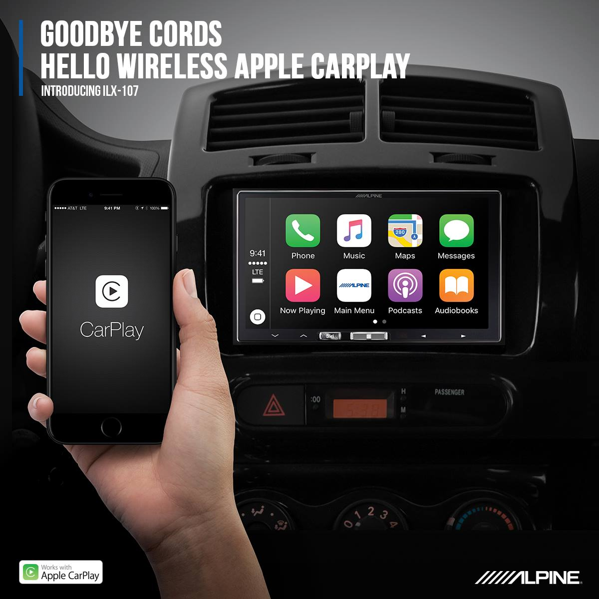 android auto et apple carplay arrivent enfin en wifi. Black Bedroom Furniture Sets. Home Design Ideas