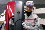 Valenciennes : l'usine de Toyota en France, site pilote pour l'environnement !