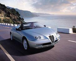 Coups de coeur   Alfa Romeo Spider : l'aventura