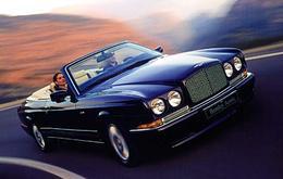 Coups de coeur   Bentley Azure Mulliner
