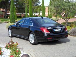 Uber : une commande de 100000 Mercedes Classe S, vraiment ?