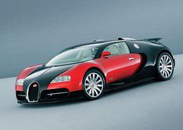 Coups de coeur   Bugatti Veyron :   1001 chevaux pour 1 000 000 €