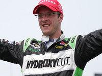 Bourdais à nouveau vainqueur en IndyCar!