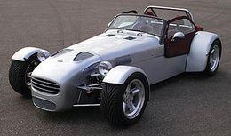 Coups de coeur   Donkervoort D8 :   elle accélère plus fort qu'une Ferrari