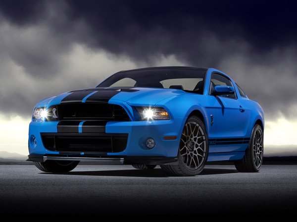 Los Angeles 2011 : 650 ch pour la nouvelle Ford Shelby GT500