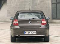 La BMW Série 1 bientôt reliftée