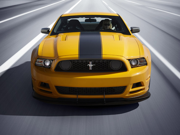 Los Angeles 2011 : restyling pour les Ford Mustang et Boss302