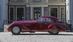 Rétromobile 2019 : une Alfa Romeo à plus de 20millions d'euros