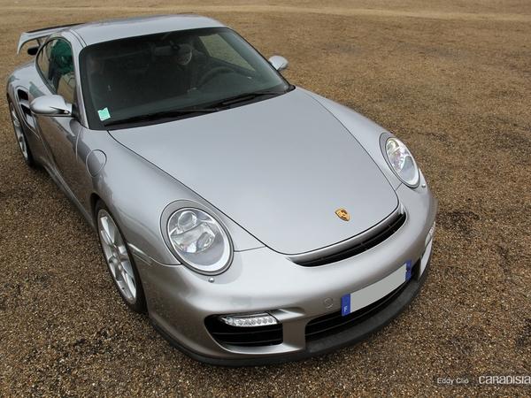 Photos du jour : Porsche 911 997 GT2 (Cars & Coffee Paris)