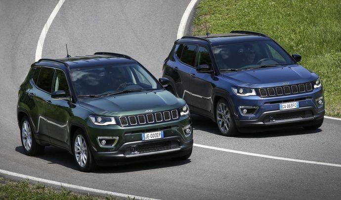 Jeep Compass: nouveaumoteur 1.3 turboessence (Présentation vidéo)