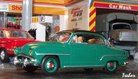 Miniature : 1/43ème - SIMCA Aronde  Grand-Large
