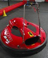 Nous avons testé un kart volant !