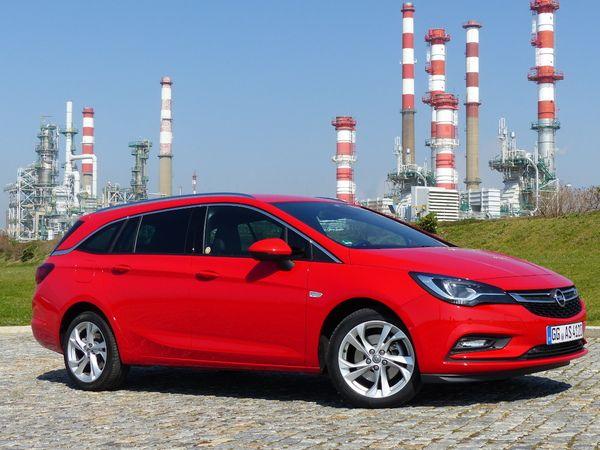 Essai vidéo - Opel Astra Sports Tourer: allégé en graisse, riche en omega 3