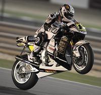 Moto GP - Qatar D.2: Pas de grain de sable pour Randy