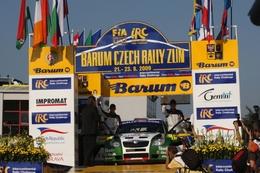 IRC/Barum: Skoda et Kopecky vainqueurs sur leur terre!