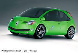En 2060, la voiture la plus vendue   sera la Renault Villo