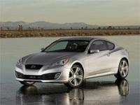Hyundai Genesis: voici le nouveau coupé coréen!