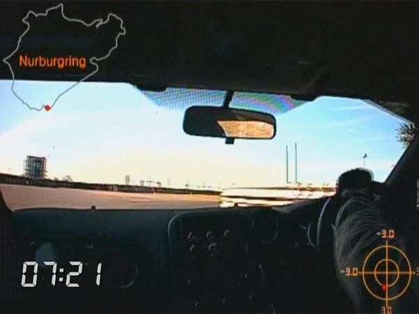 [vidéo] Ring Folies : une Nissan GT-R 2012 en 7'21'' ... mais Nissan n'est pas au courant !