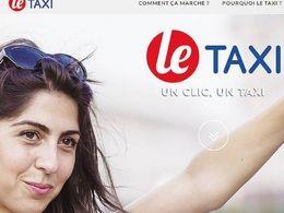 L'État développe pour les taxis une plateforme électronique