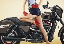Concept - Harley-Davidson: la 750 Street telle qu'on la voudrait