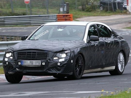 Future Mercedes Classe S : un concentré de technologie
