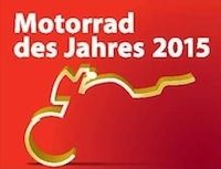 Les lecteurs de Motorrad plébiscitent, en 2015, les Ducati