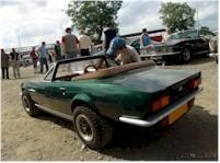 Photo du jour : Une Aston Martin V8 Volante un peu spéciale