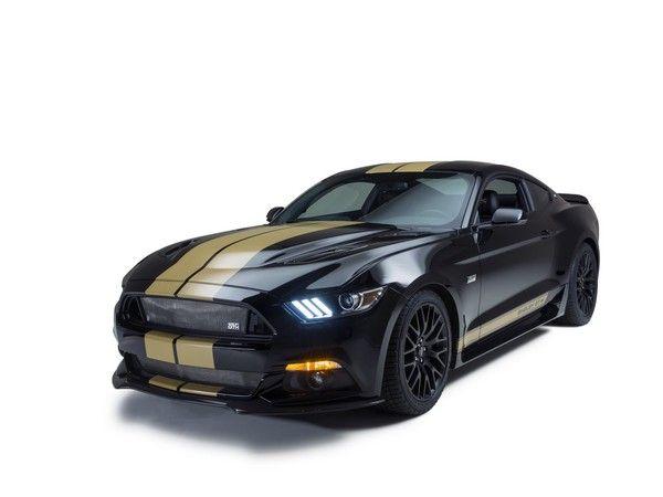 Shelby et Hertz s'associent de nouveau avec la nouvelle GT350