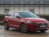 Essai vidéo - Hyundai i30 SW (2017) : break de charge