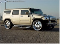 Hummer H2 By West Coast Custom