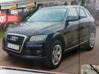 Audi Q5 et boîte S-Tronic 7 rapports débuteront à Pekin