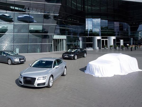 Future Audi A6 : mais où se cache-t-elle ?.