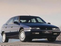 La Citroën XM a 25 ans