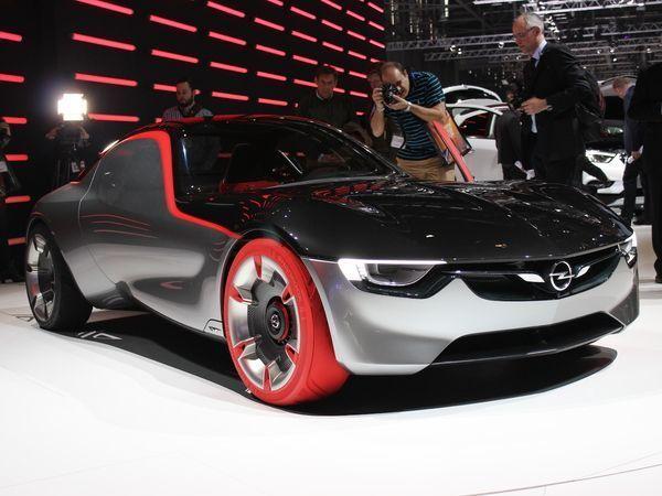 Opel : le GT Concept bientôt réalité ?