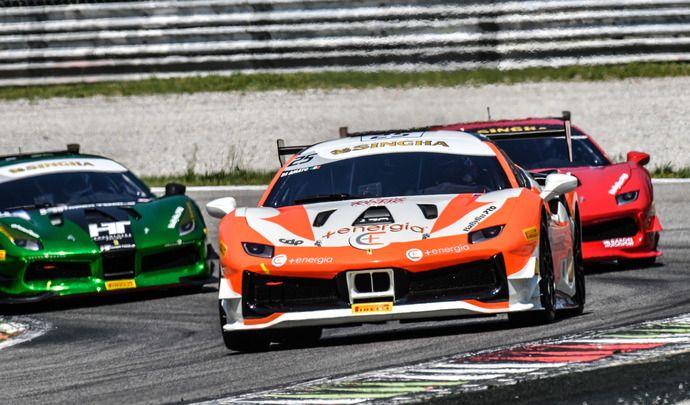 Ferrari : la fête des 70 ans au circuit Paul Ricard