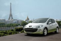 Peugeot : la 308 Hybride HDi sortie en 2009 !