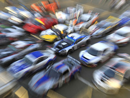 Lancement des GT Endurance Series en 2011
