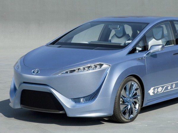 Tokyo 2011 : les concepts Toyota FCV-R, FT-EV III et Fun-Vii
