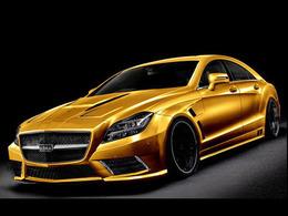Nouvelle Mercedes CLS : Väth, Asma et Mec annoncent la couleur
