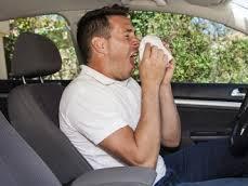 Sécurité routière: tu t'es vu quand tu éternues ?